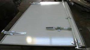 Изготовление и ремонт задних дверей будки , фургон, газель