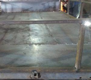 Ремонт бортов платформы подрамника бортовой газели