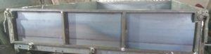 Ремонт платформы подрамника бортовой газели