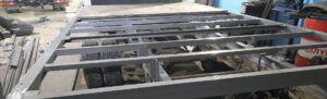 ремонт подрамника поперечин фургона