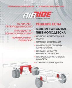 Пневмоподвеска Air-Ride